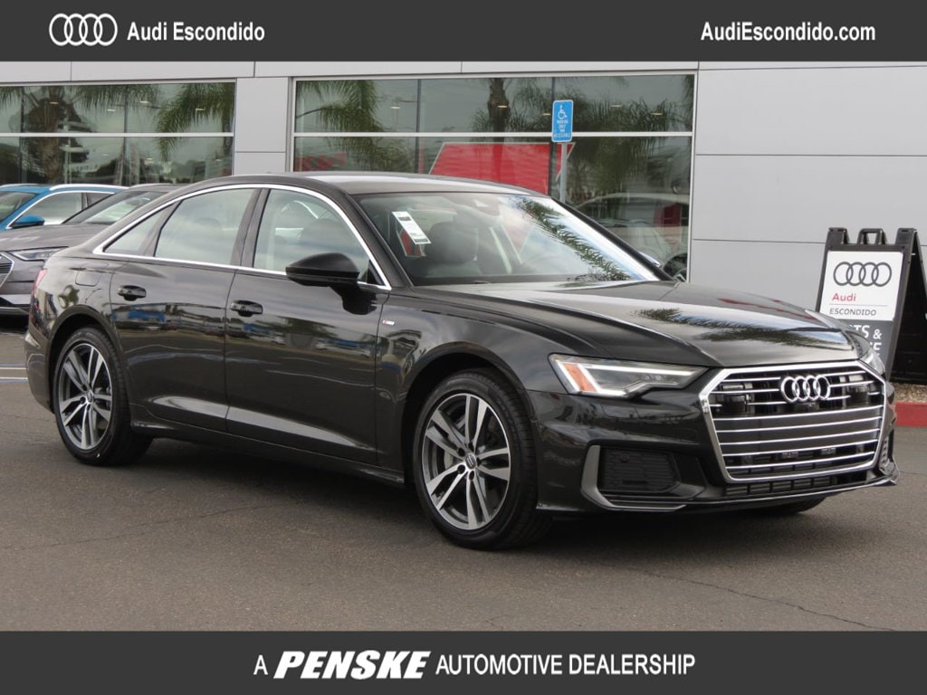 New 2019 Audi A6 3.0T Premium Plus Sedan Escondido, CA