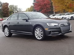 New 2018 Audi A4 2.0T Tech Premium Sedan Farmington Hills, MI