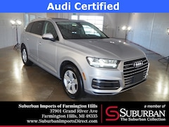 Certified Pre-Owned 2017 Audi Q7 2.0T Premium SUV HP4278 Farmington Hills, MI