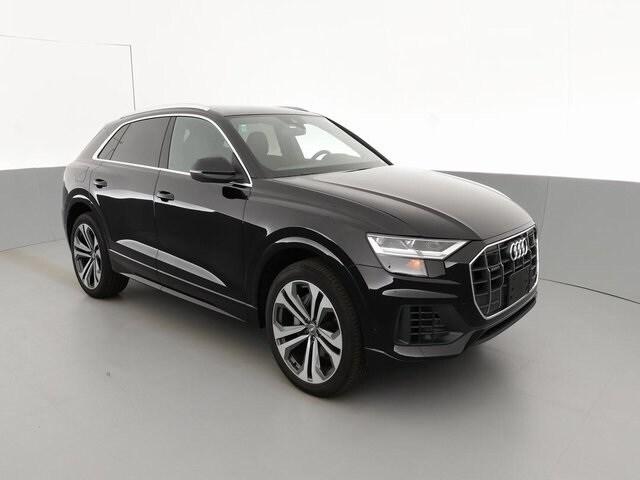 New 2019 Audi Q8 SUV Farmington Hills, MI