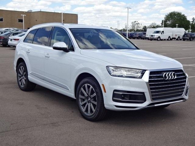 New 2019 Audi Q7 3.0T Premium Plus SUV Farmington Hills, MI