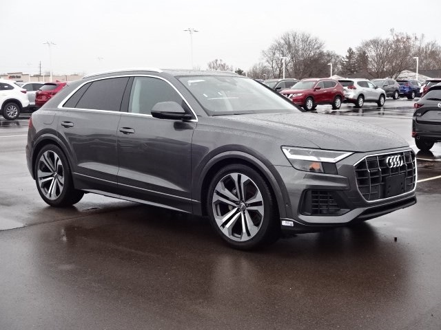 New 2019 Audi Q8 3.0T Premium SUV Farmington Hills, MI
