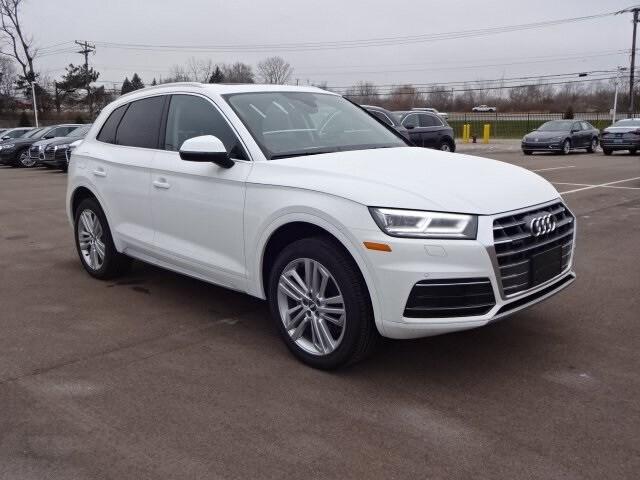 New 2018 Audi Q5 2.0T Tech Premium SUV Farmington Hills, MI