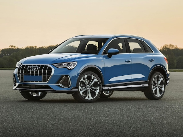 New 2020 Audi Q3 Premium S Line SUV Farmington Hills, MI