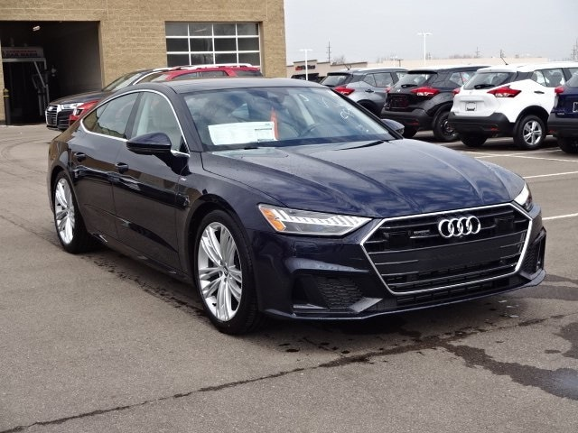 New 2019 Audi A7 3.0T Premium Hatchback Farmington Hills, MI