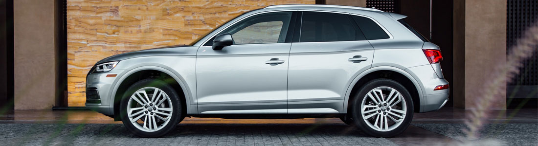 2020 Audi Q5 Lease Offers in Farmington Hills, MI