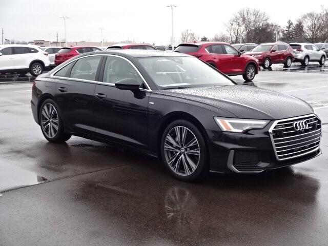 New 2019 Audi A6 3.0T Premium Sedan Farmington Hills, MI