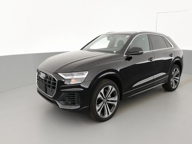 New 2019 Audi Q8 3.0T Premium Plus SUV Farmington Hills, MI