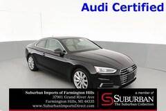 2018 Audi A5 2.0T Premium Coupe in Michigan