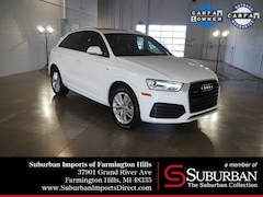 Certified Pre-Owned 2018 Audi Q3 2.0T SUV HP4311 Farmington Hills, MI