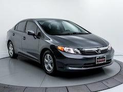 2012 Honda Civic 4dr Auto CNG w/Navi Sedan