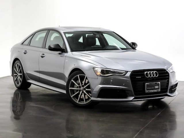 2018 Audi A6 Sport Sedan For Sale in Costa Mesa, CA