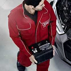 Audi Battery Test Special