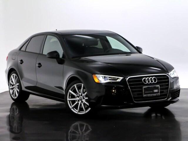 2016 Audi A3 1.8T Premium Sedan For Sale in Costa Mesa, CA