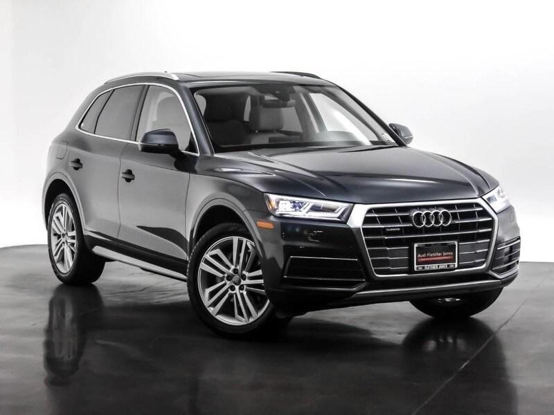 2018 Audi Q5 Tech Premium Plus SUV