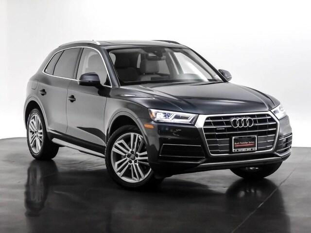 2018 Audi Q5 Tech Premium Plus SUV For Sale in Costa Mesa, CA