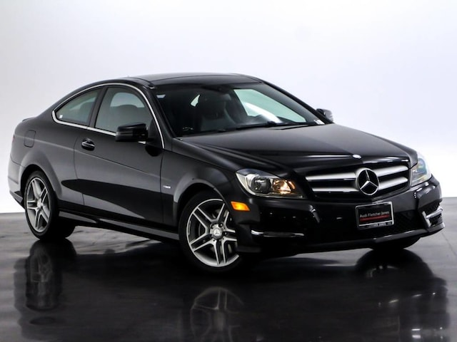 2012 Mercedes-Benz C-Class 2dr Cpe C 350 RWD Coupe For Sale in Costa Mesa, CA
