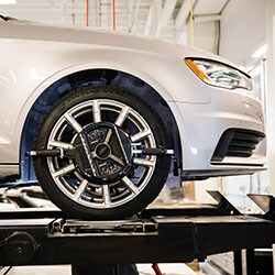 Audi Tire Package