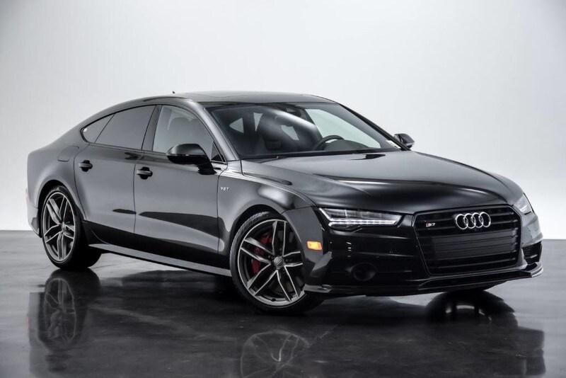 2017 Audi S7 4.0 Tfsi Premium Plus