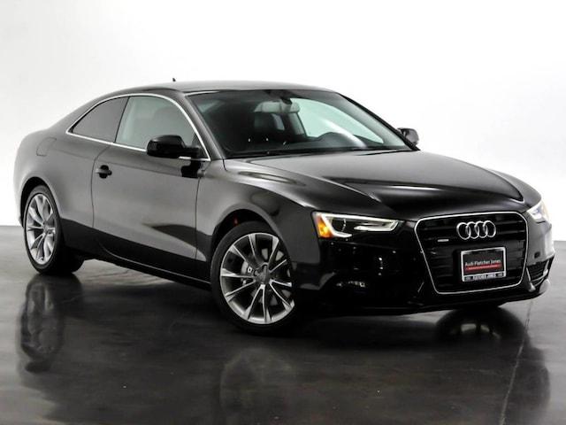 2014 Audi A5 2dr Cpe Auto Quattro 2.0T Premium Plus Coupe For Sale in Costa Mesa, CA