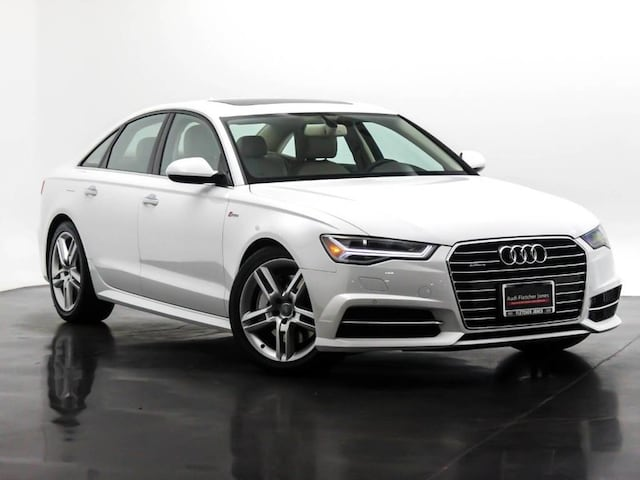 2016 Audi A6 4dr Sdn Quattro 3.0T Premium Plus Sedan For Sale in Costa Mesa, CA