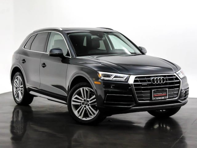 Used 2018 Audi Q5 2.0 Tfsi Premium Plus SUV For Sale in Costa Mesa, CA