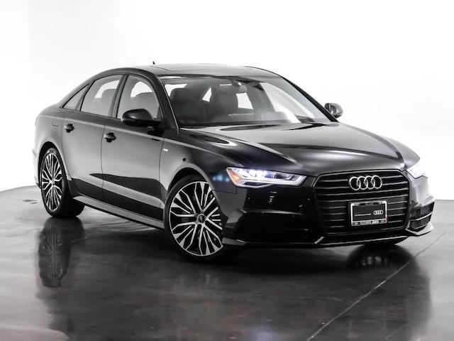 Used 2018 Audi A6 2.0 Tfsi Premium Plus Quattro AWD Sedan For Sale in Costa Mesa, CA