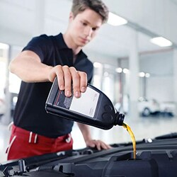 Audi Oil Change Special