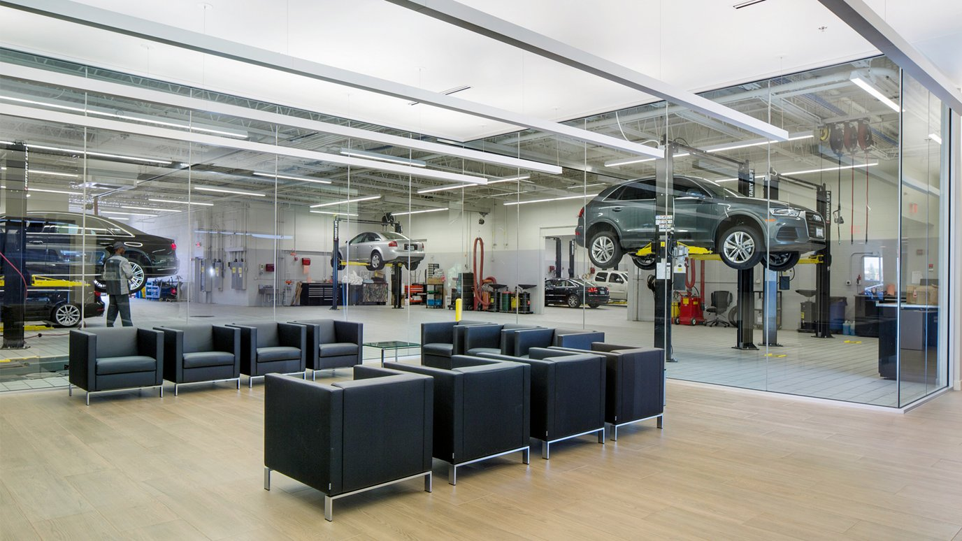 Audi Fort Myers Service Center