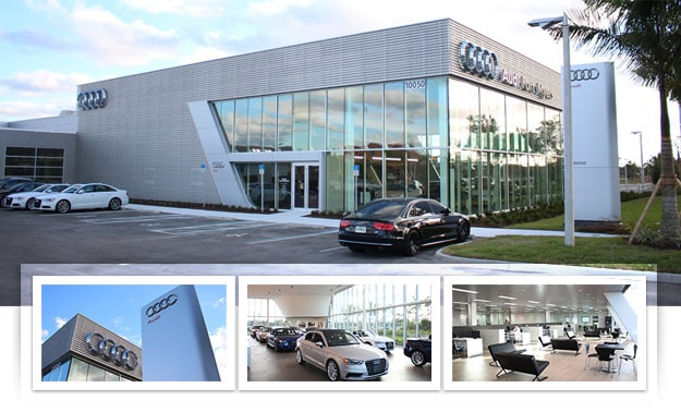 About Us Fort Myers Audi Dealership