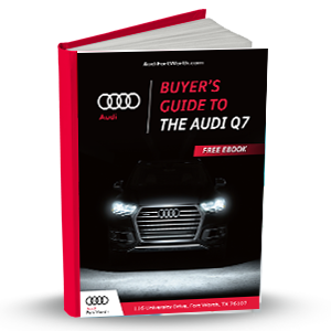 Audi Q7 Buyer's Guide