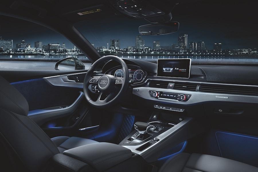 2018 Audi A5 Interior Audi Fort Worth