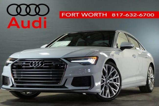 New 2019 Audi A6 For Sale At Audi Fort Worth Vin Waum2af25kn029894