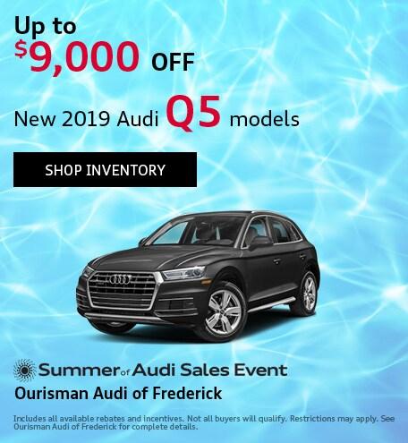 August | 2019 Audi Q5
