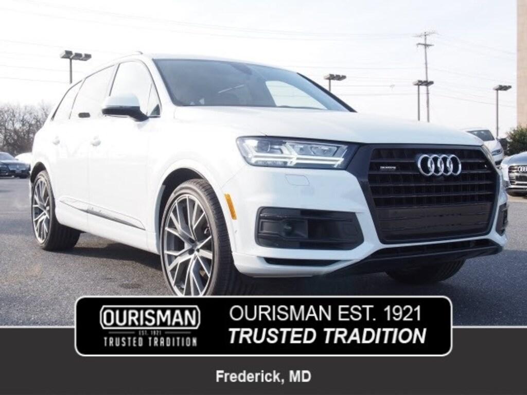 New 2019 Audi Q7 For Sale At Audi Frederick Vin