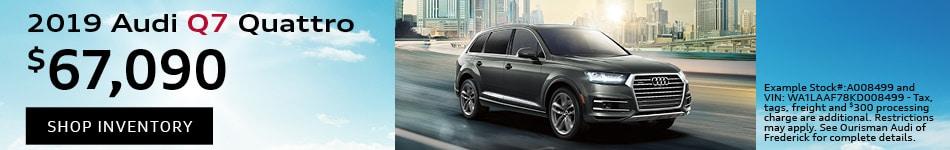 June | 2019 Audi Q7