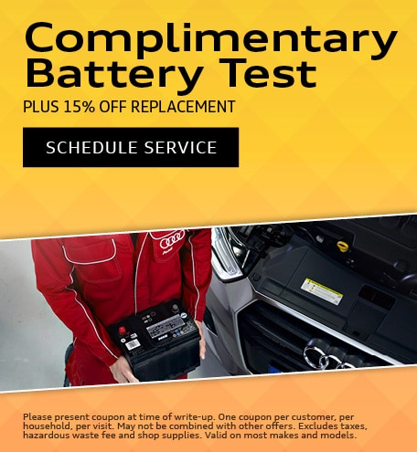 June | Complimentary Battery Test