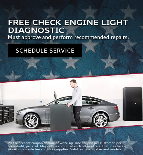 July | Free Check Engine Light Diagnostic