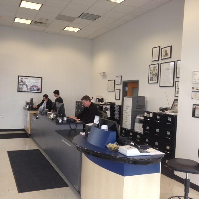 Audi Frederick Service Center
