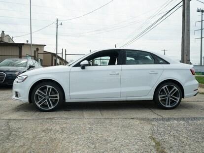 New 2019 Audi A3 For Sale at Audi Frederick   VIN: WAUBEGFF0K1016840