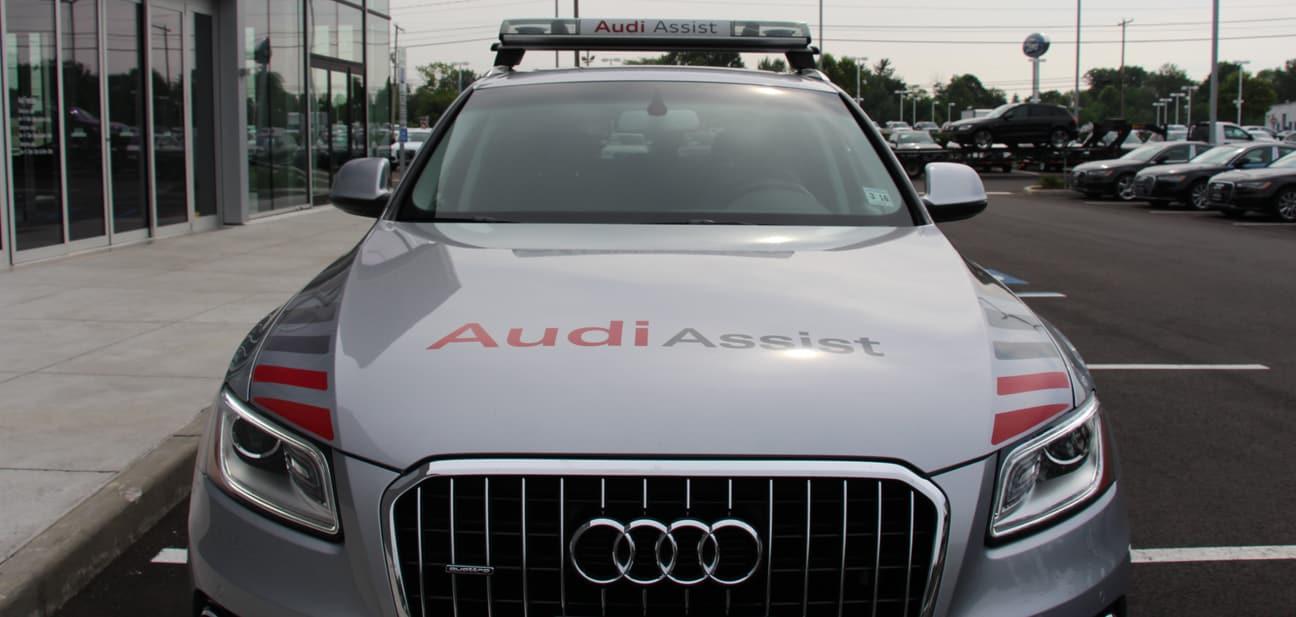 Audi Assist Freehold NJ Ray Catena Audi - Audi roadside assistance