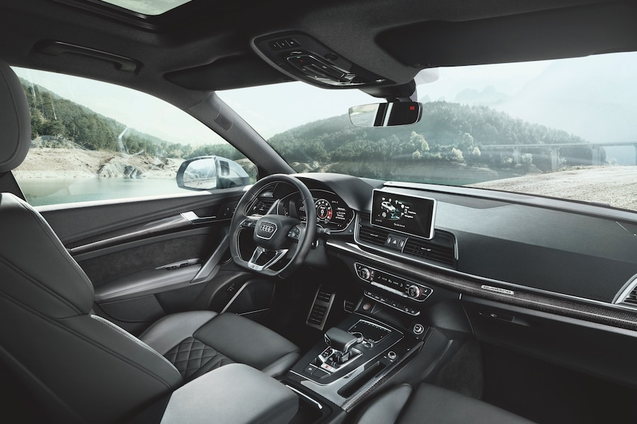2019 Audi SQ5 Interior Review| Audi Freehold