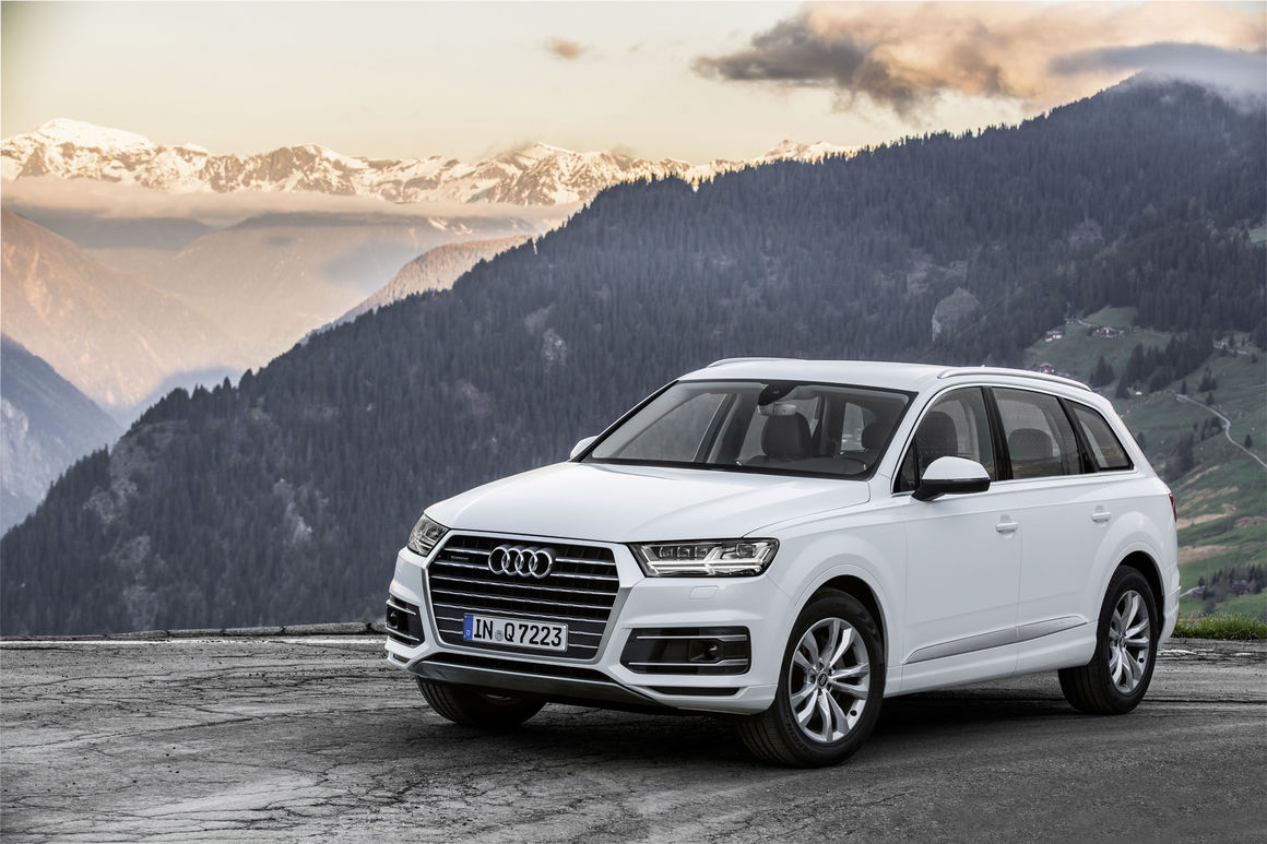 The Best Family SUV with 3rd Row Seats You Need | Audi Fremont