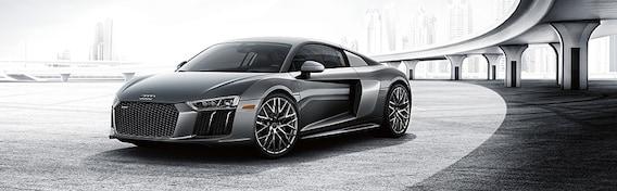 New Audi R8 in Fremont | Audi Dealer Serving Milpitas & San