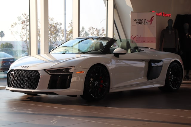 2018 Audi R8 5.2 V10 Spyder For Sale in Fremont, CA