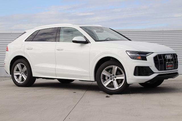 2019 Audi Q8 3.0T Premium SUV For Sale in Fremont, CA