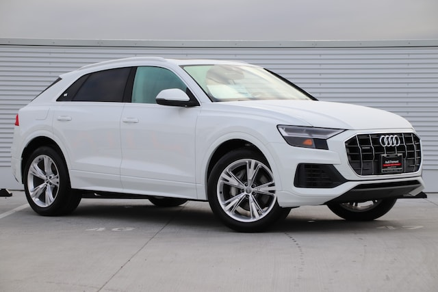 New 2019 Audi Q8 3.0T Premium SUV For Sale in Fremont, CA