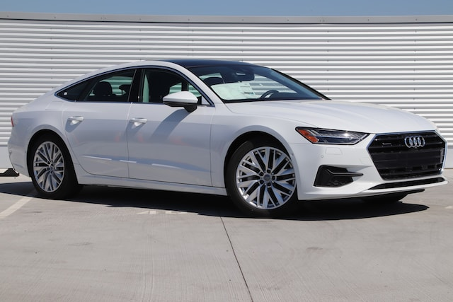 New 2019 Audi A7 3.0T Premium Plus Hatchback For Sale in Fremont, CA