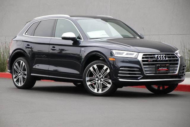 New 2018 Audi SQ5 3.0T Premium Plus SUV For Sale in Fremont, CA