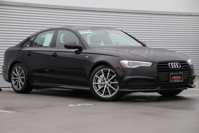 Used 2018 Audi A6 Premium Sedan For Sale in Fremont, CA